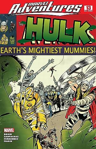 Marvel Adventures Hulk (2007-2008) No.13