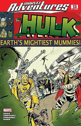 Marvel Adventures Hulk (2007-2008) #13