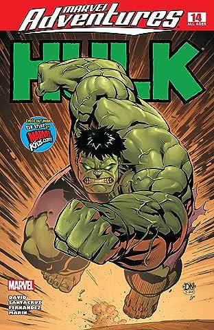 Marvel Adventures Hulk (2007-2008) No.14