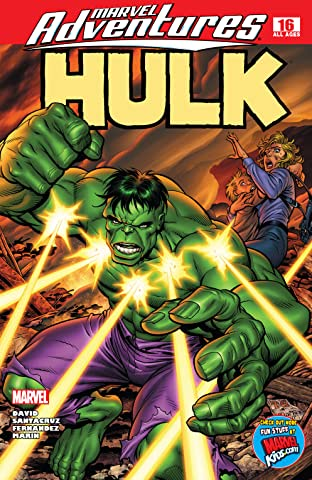Marvel Adventures Hulk (2007-2008) No.16
