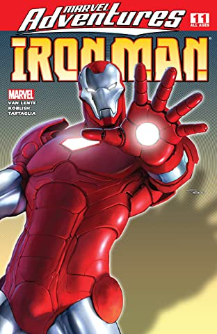 Marvel Adventures Iron Man (2007-2008) No.11