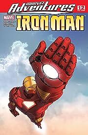 Marvel Adventures Iron Man (2007-2008) #12
