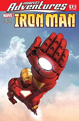 Marvel Adventures Iron Man (2007-2008) No.12
