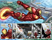 Marvel Adventures Iron Man (2007-2008) #12