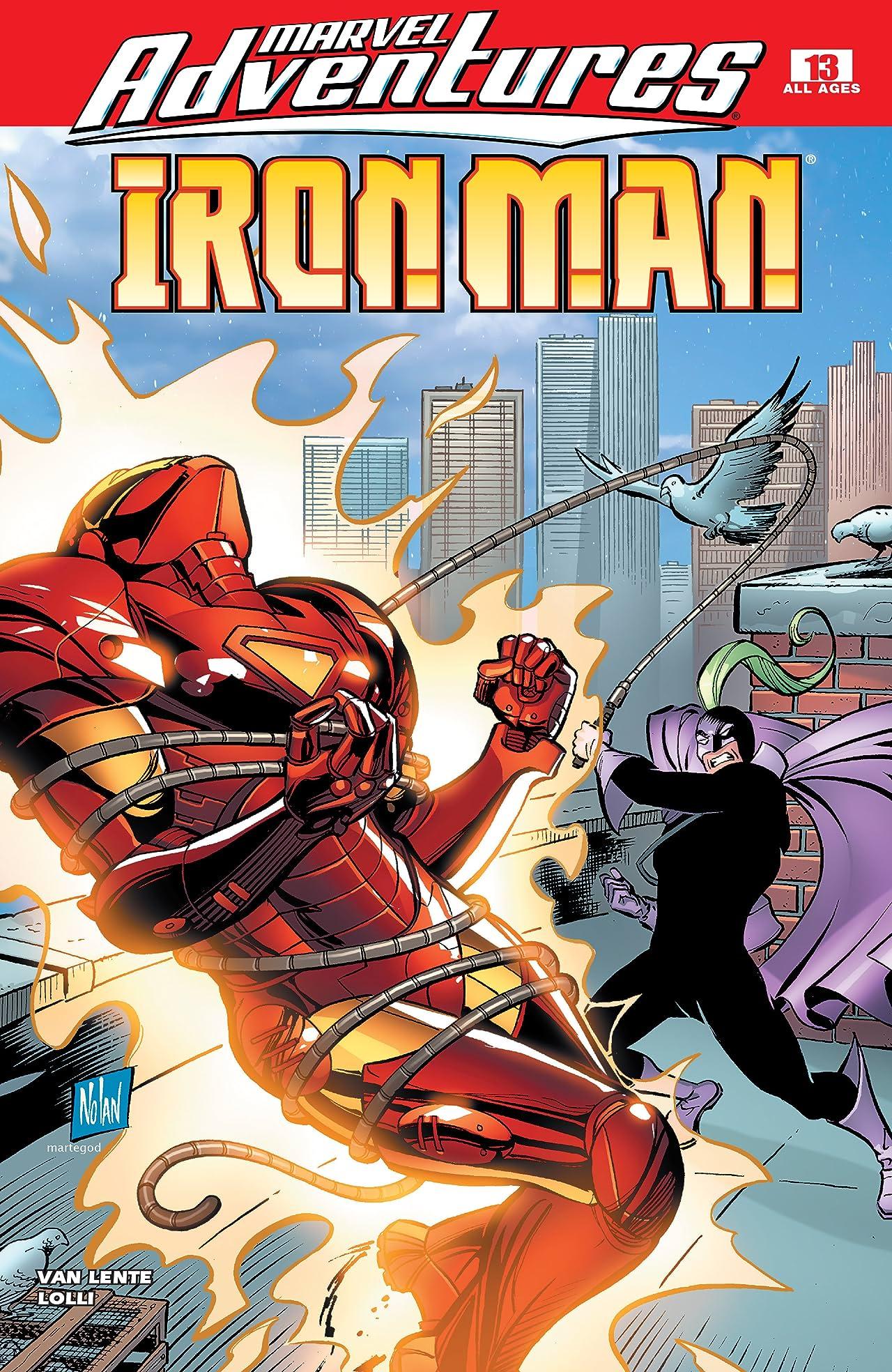 Marvel Adventures Iron Man (2007-2008) #13