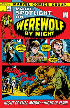 Marvel Spotlight (1971-1977) #2