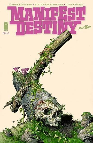 Manifest Destiny #2