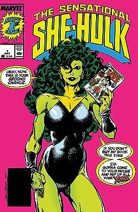 Sensational She-Hulk (1989-1994) #1