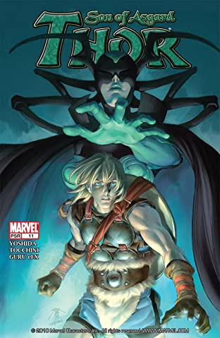 Thor: Son of Asgard No.11