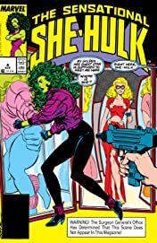 Sensational She-Hulk (1989-1994) #4