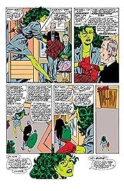 Sensational She-Hulk (1989-1994) #4