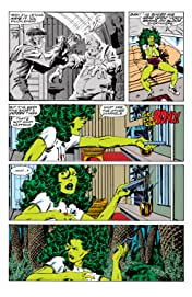 Sensational She-Hulk (1989-1994) #5