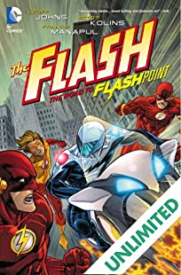 The Flash (2010-2011): The Road To Flashpoint