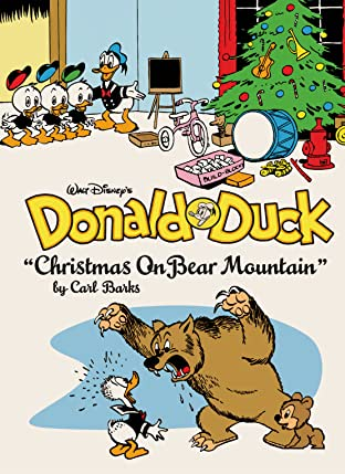 Walt Disney's Donald Duck Tome 5: Christmas on Bear Mountain
