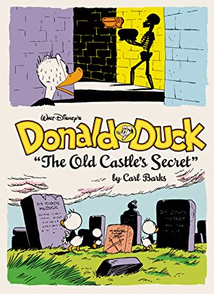 Walt Disney's Donald Duck Tome 6: The Old Castle's Secret