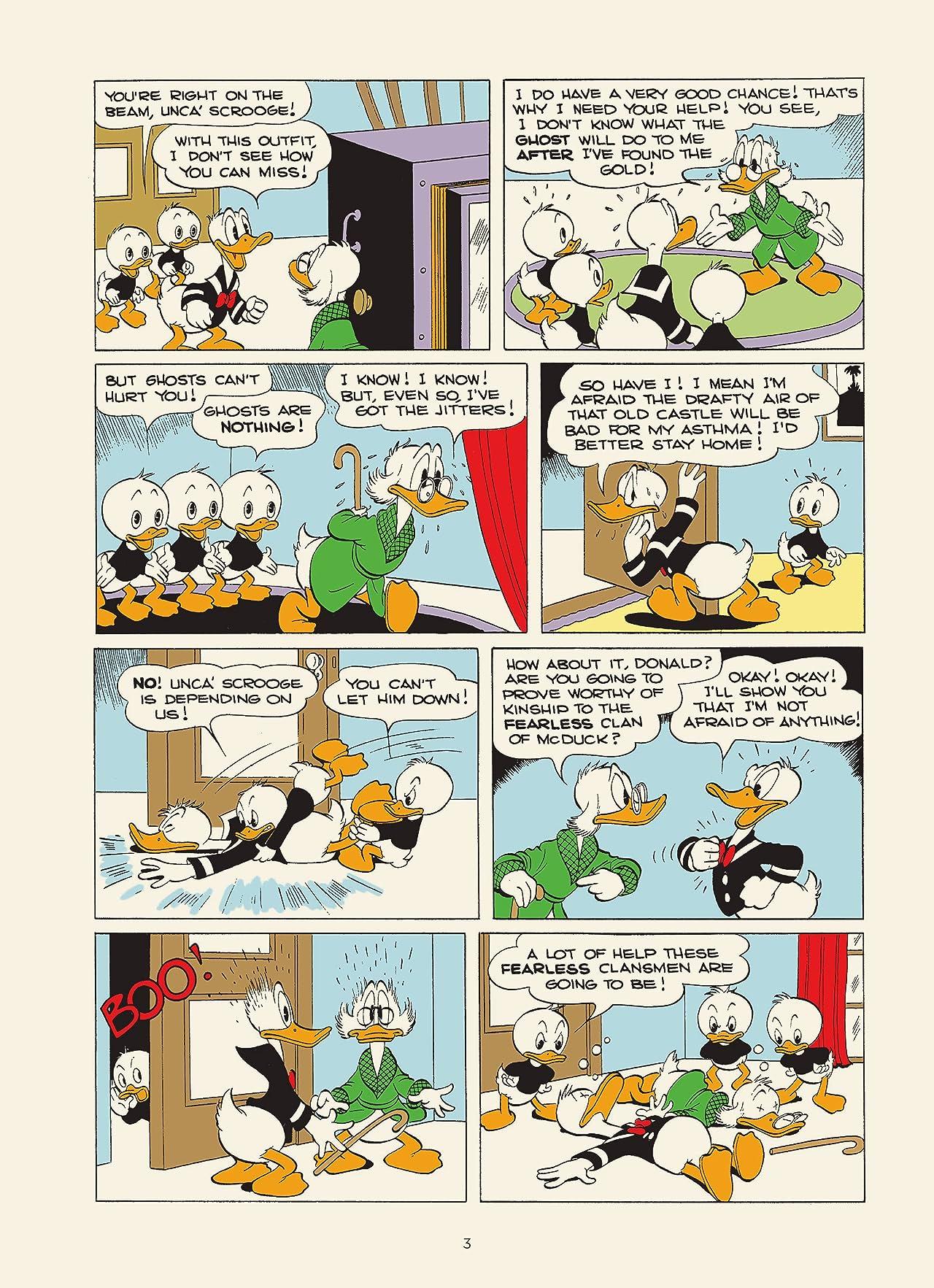 Walt Disney's Donald Duck Vol. 6: The Old Castle's Secret
