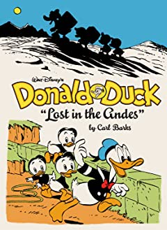 Walt Disney's Donald Duck Vol. 7: Lost in the Andes