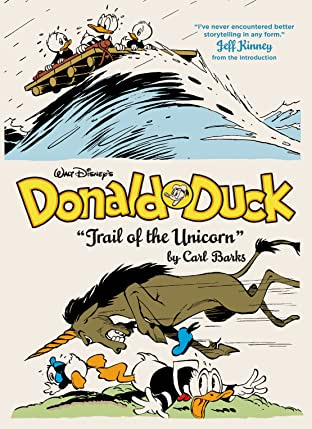 Walt Disney's Donald Duck Vol. 8: Trail of the Unicorn