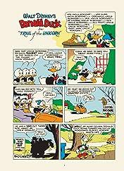 Walt Disney's Donald Duck Vol. 8: Trail of the Unicorn