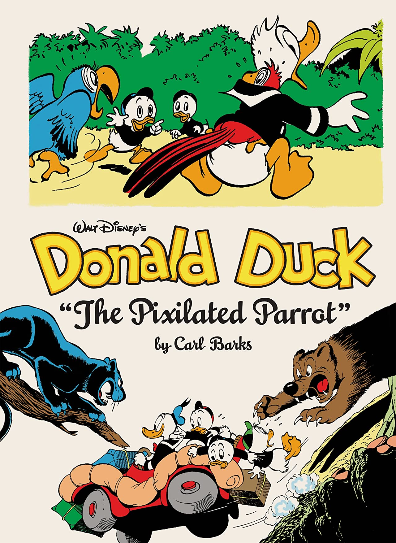 Walt Disney's Donald Duck Vol. 9: The Pixilated Parrot
