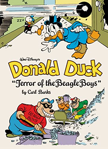 Walt Disney's Donald Duck Vol. 10: Terror of the Beagle Boys