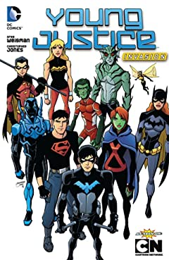 Young Justice (2011-2013) Tome 4: Invasion