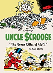 Walt Disney's Uncle Scrooge Vol. 14: The Seven Cities of Gold