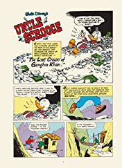 Walt Disney's Uncle Scrooge Vol. 16: The Lost Crown of Genghis Khan