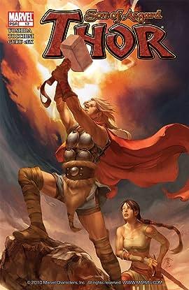 Thor: Son of Asgard #12
