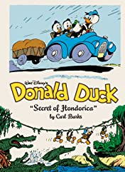 Walt Disney's Donald Duck Vol. 17: The Secret of Hondorica
