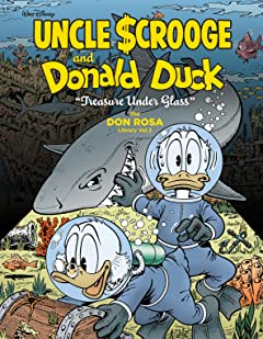Walt Disney Uncle Scrooge and Donald Duck Vol. 3: Treasure Under Glass