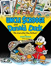 Walt Disney Uncle Scrooge and Donald Duck Vol. 4: The Last of the Clan McDuck
