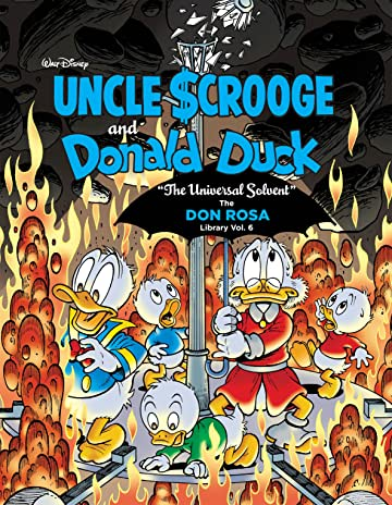 Walt Disney Uncle Scrooge and Donald Duck Vol. 6: The Universal Solvent