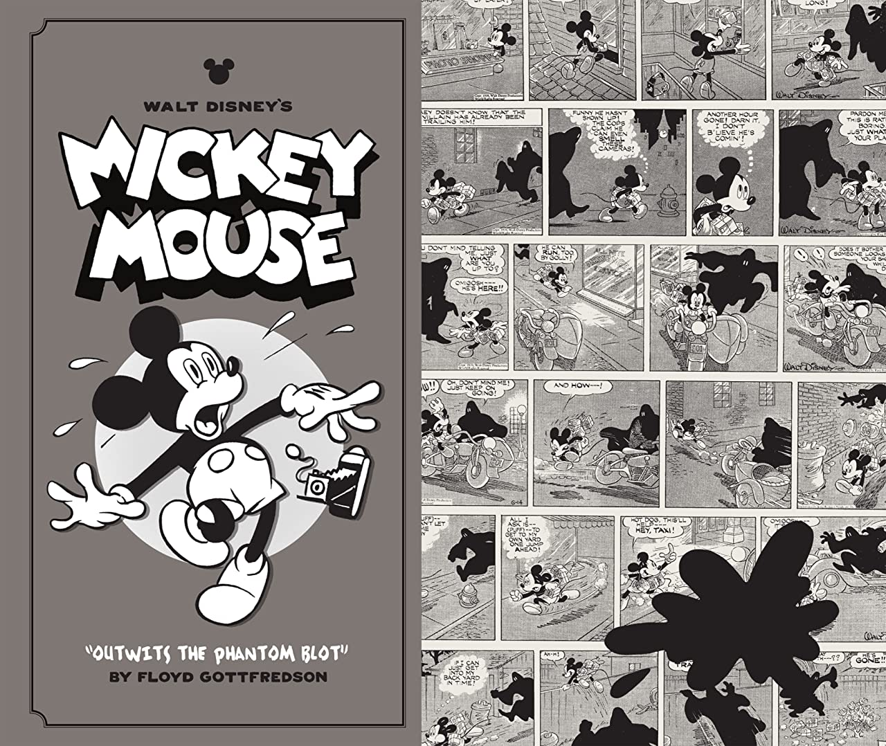 Walt Disney's Mickey Mouse Vol. 5: Outwits the Phantom Blot