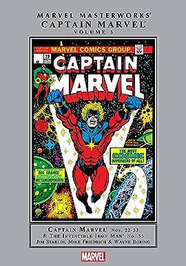 Captain Marvel Masterworks Vol. 3