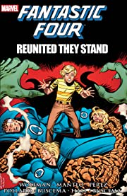 Fantastic Four: Reunited They Stand