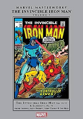 Iron Man Masterworks Vol. 7