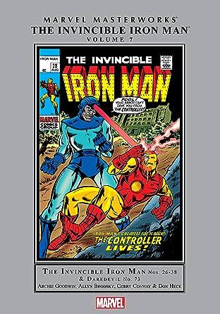 Iron Man Masterworks Tome 7