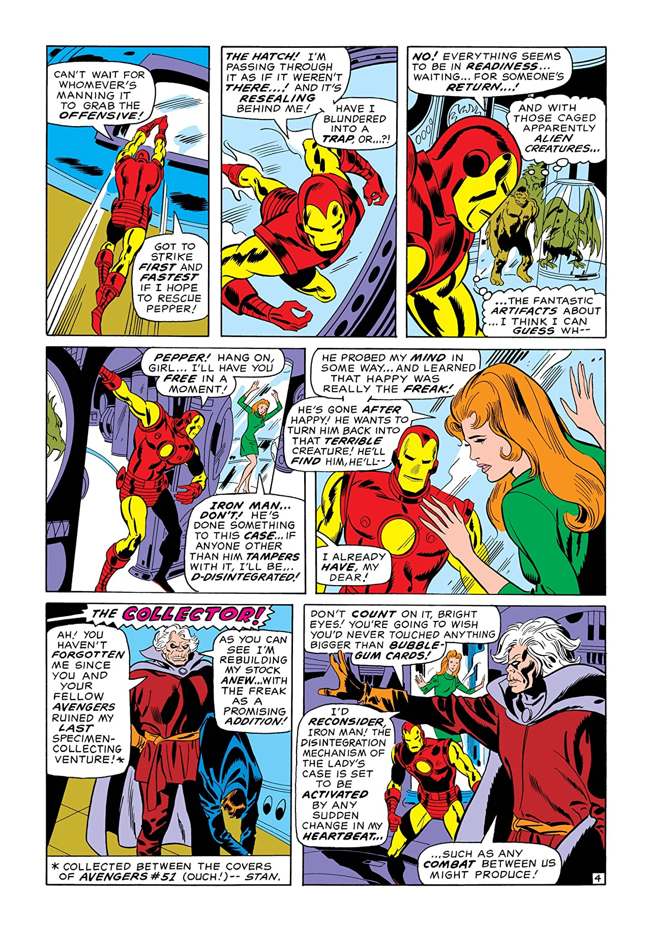 Iron Man Masterworks Vol. 7