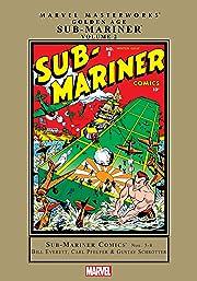 Sub-Mariner: Golden Age Masterworks Vol. 2
