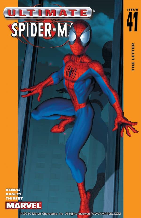 Ultimate Spider-Man (2000-2009) #41