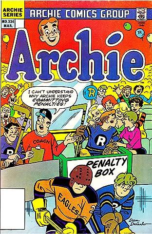 Archie #334