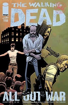 The Walking Dead #118