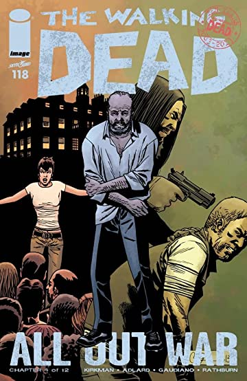 The Walking Dead No.118