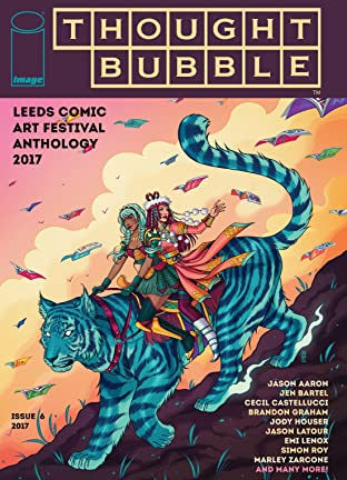 Thought Bubble Anthology 2017 #6