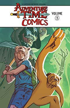 Adventure Time Comics Tome 3