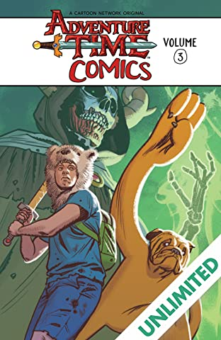 Adventure Time Comics Vol. 3