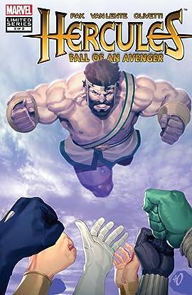 Hercules: Fall of An Avenger #2 (of 2)