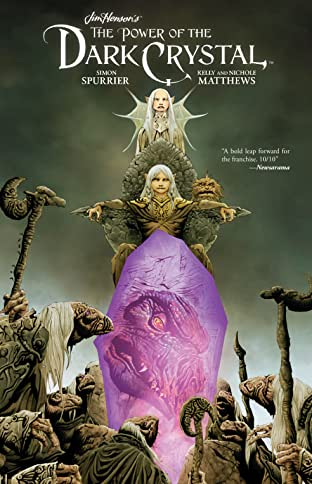 Jim Henson's The Power of the Dark Crystal Tome 1