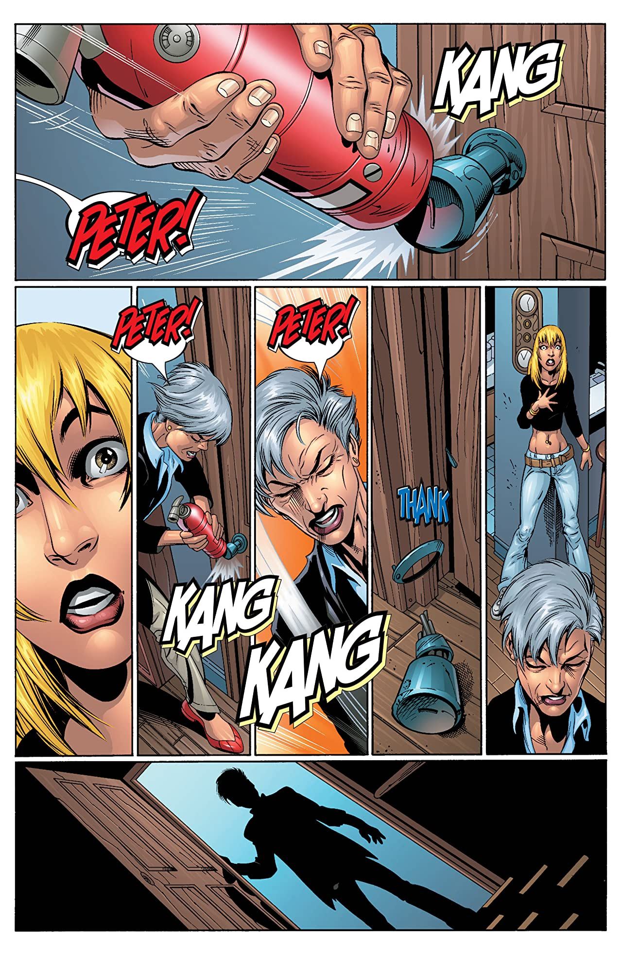 Ultimate Spider-Man (2000-2009) #44